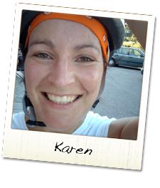 Karen Radsport Novitzen